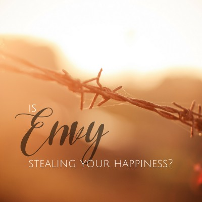 Is Envy Stealing Your Happiness